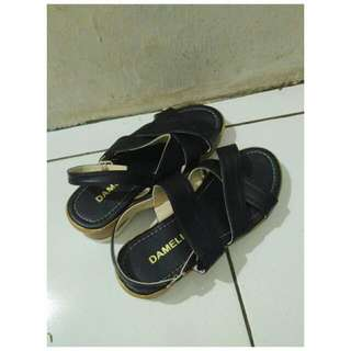 Prilly Shoes Black