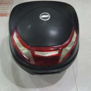 Givi B26 ltrs. monolock top box