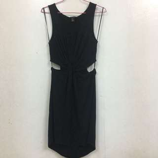 Forever21 Cut Out Dress