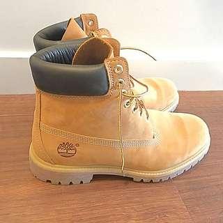 "Timberland Men's 6"" Boots"