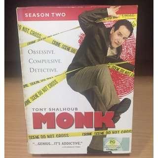 Monk - Season 2 (DVD Box Set) (Original)