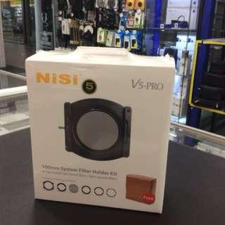 Nisi V5 Pro 100mm System Filter Holder Kit