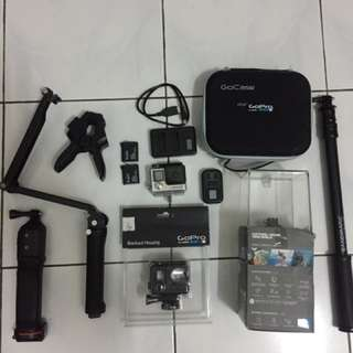 Go Pro Hero 4 For Sale