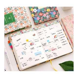 Diary Planner 2018 (BNIB)