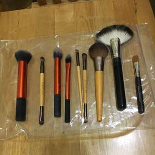 Real Techniques, Ecotool makeup brush