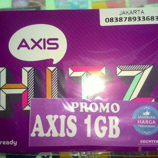 AXIS 1gb promo murah banget