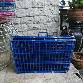 Brand New Collapsible Cage