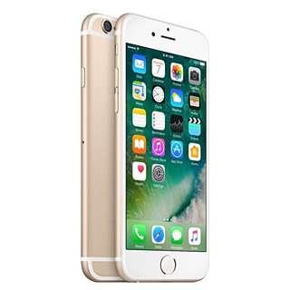 BNIB iPhone 6 Gold 32GB (limited ed)