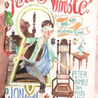 Novel peter nimble