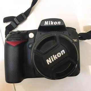 Nikon D90 單機 九成新
