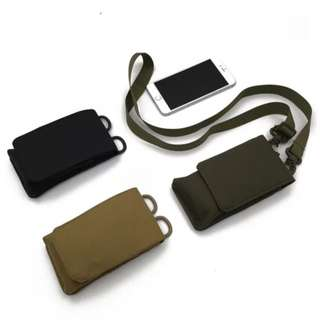Tactical sling handphone pouch