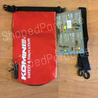 Instock: KOMINE SA-221 Red Sling Bag