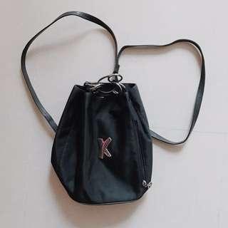 Paloma Picasso vintage backpack 水桶型書包
