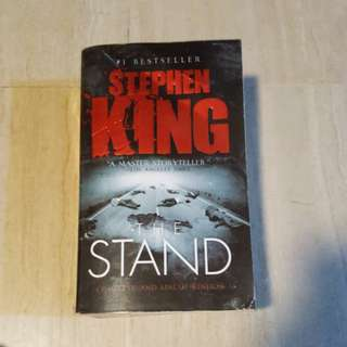 The stand-Stephen king