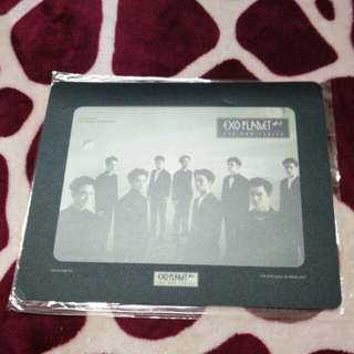 EXO Official Mouse Pad from Exoluxion DVD