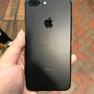 iPhone 7 Plus黑色128港版
