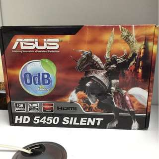 ASUS GRAPHICS CARD HD5450