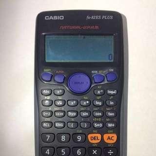 Casio fx-82ES Plus Scientific Calculator