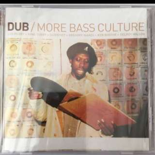 Dub - More Bass Culture ( CD )