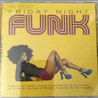 Friday Night Funk ( CD )