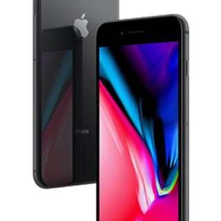 Iphone 8plus 256gb space grey
