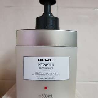Used goldwell hair Masque