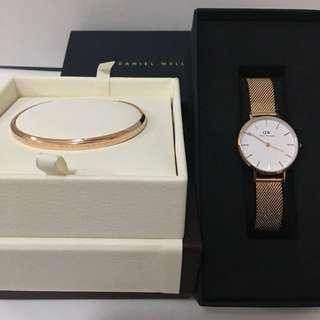 🌟DW鋼錶套裝價🌟28mm/32mm