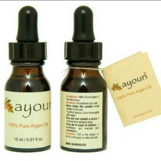 Argan Oil - 100% Pure from Morocco