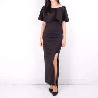 sabrina slide dress