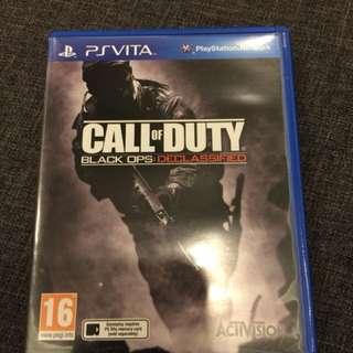 Call of Duty Black Ops: Declassified [PS Vita]