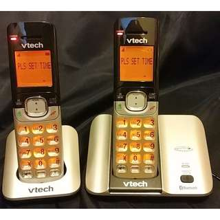 VTECH 數碼室內無線電話子母機