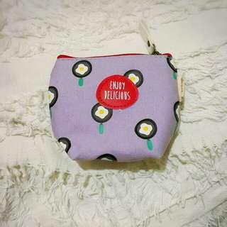 🎀Purple pouch/purse