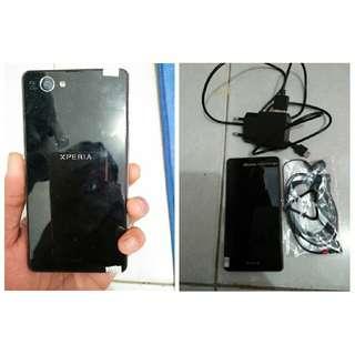 Sony Z1 Compact Docomo