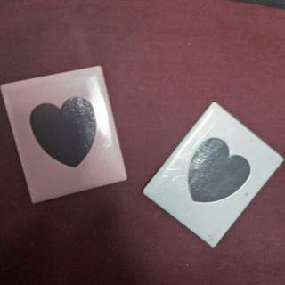 Couple Magnetic Picture Frames
