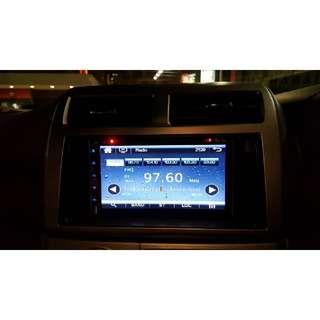 Dynavin Car Radio Monitor