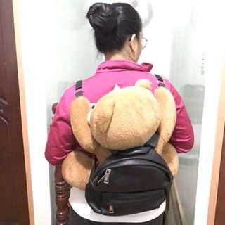 Moschino Teddy Bear Backpack Jeremy Scott