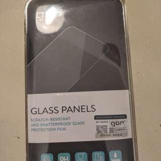 好扺(二片裝) google pixel 2 XL 玻璃保護膜