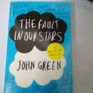The Fault Is In Our Stars
