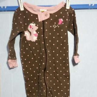 Frogsuit gymboree