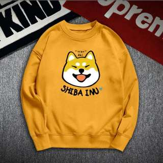 [PO #065] Shiba Inu Pullover