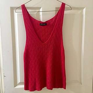 American Apparel Knit Tank