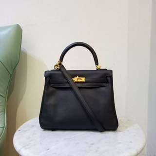 hermes kelly 25 authentic