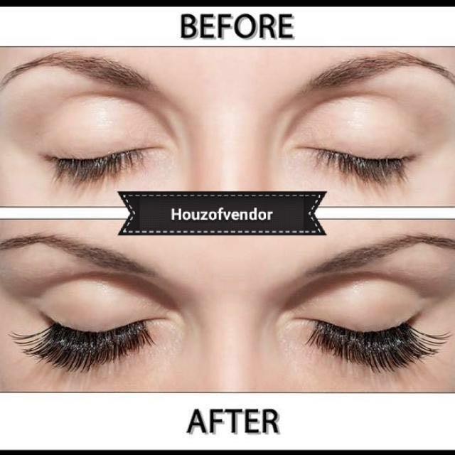 57835dee421 3D Natural False Eyelash, Health & Beauty, Makeup on Carousell