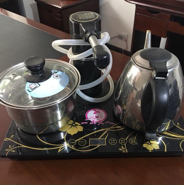 一品夫人自動給水智慧泡茶機
