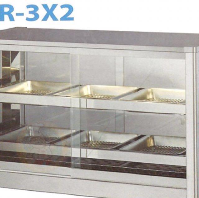 長方型保溫櫃