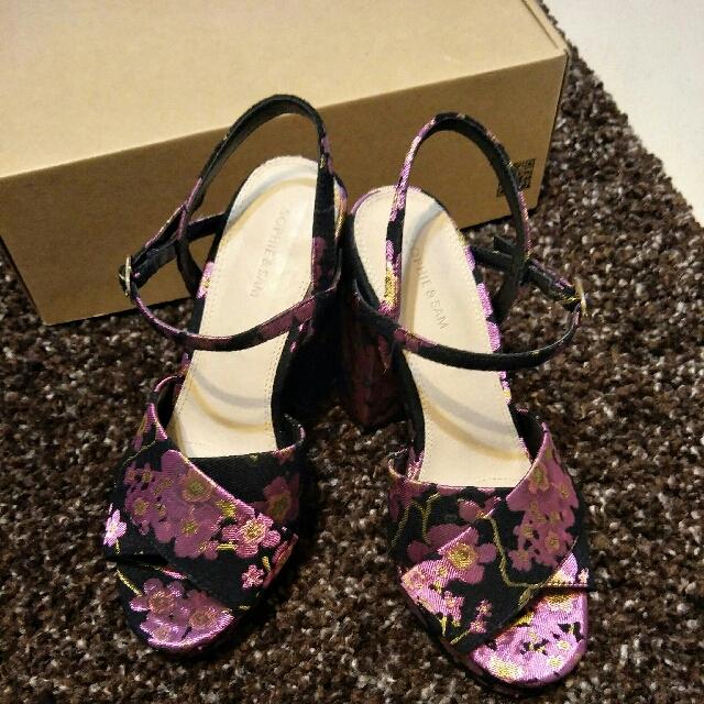 中國風高跟鞋