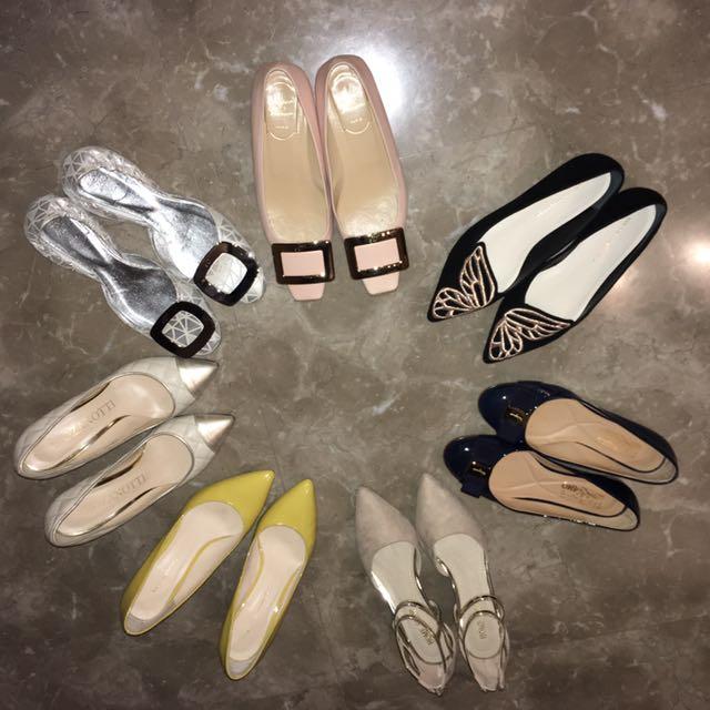 預告!最近要清鞋櫃衣櫃!好多精品鞋。請鎖定喔!