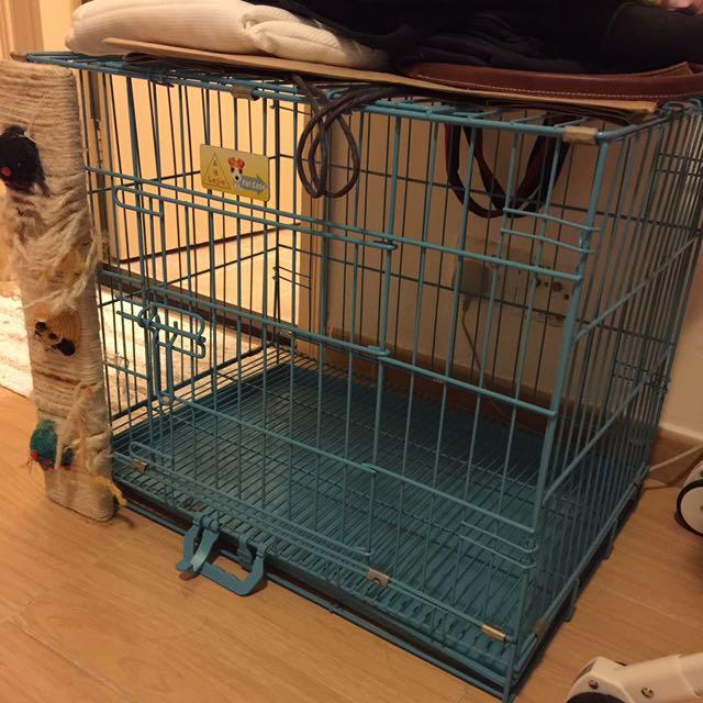 《大籠換細籠》貓籠 寵物籠