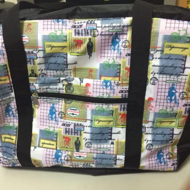 全新_兩個全新ACER旅行袋