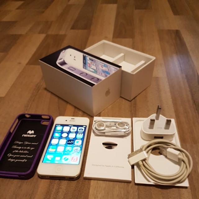 🇸🇬 iPhone 4s (32GB)